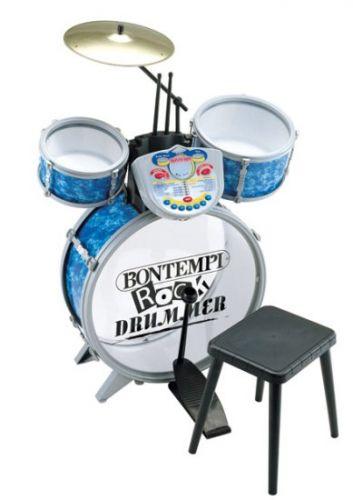 BONTEMPI Sada bubnů s elektronickým učitelem cena od 0 Kč