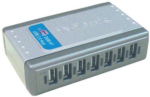 D-LINK USB hub 7 porty (DUB-H7) cena od 604 Kč
