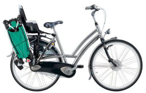 QUINNY Nosič na kolo