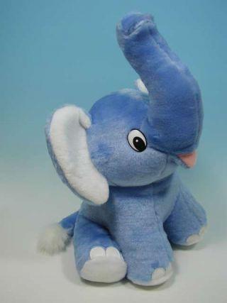 MÚ BRNO Slůně Eda - modrý, 55 cm cena od 499 Kč