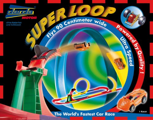 DARDA MOTOR SuperLoop cena od 0 Kč