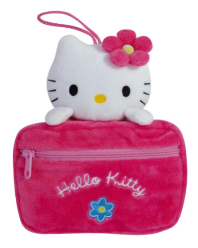 EP LINE Hello Kitty - plyšová kapsička cena od 199 Kč