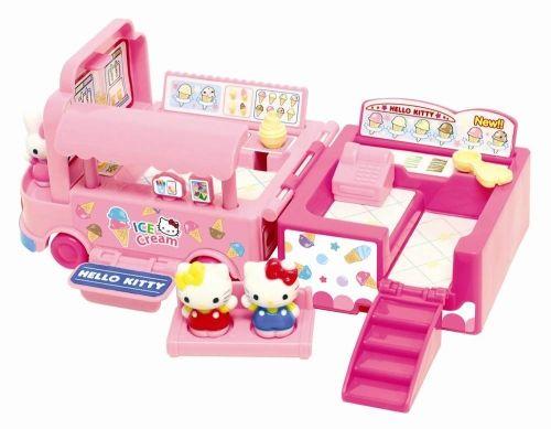 EP LINE Hello Kitty - Pojízdná cukrárna cena od 371 Kč