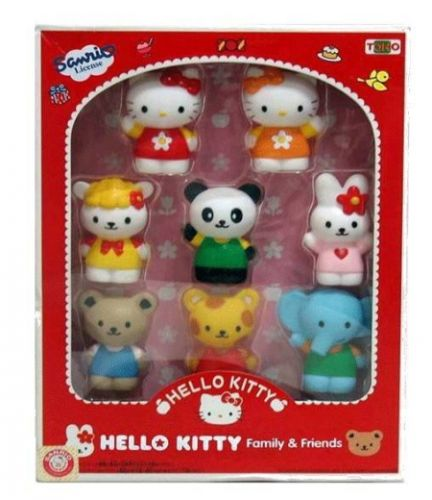 EP LINE Hello Kitty a přátelé - 8 figurek cena od 199 Kč