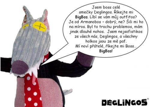 Deglingos Original Bigbos