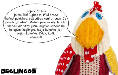 Deglingos Original Chikos