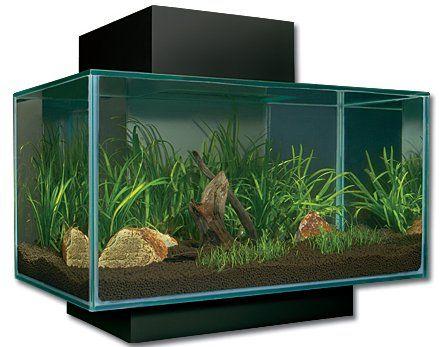 Hagen Aquarium 3D Fluval Edge černé 23 l