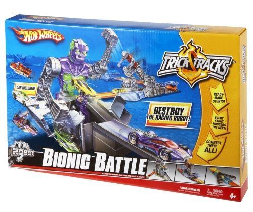 Mattel Válka Robotů cena od 999 Kč