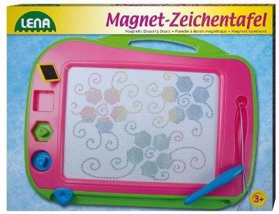 LENA Magnetická tabulka, barevná 41 cm