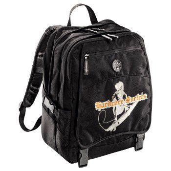 ... Chiemsee STREET Surfers - Školní batoh, barva černá cena od 0 Kč