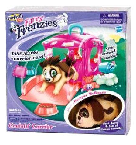 HASBRO Fur Real Friends - Základní hrací sada se zvířátkem cena od 459 Kč