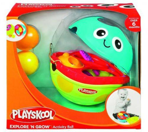 HASBRO PlaySkool - Otevírácí míček na hraní se spoustou doplňků cena od 0 Kč