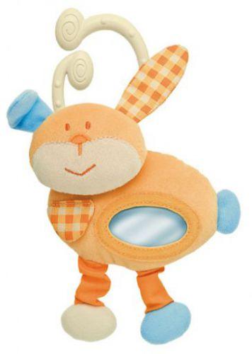 Chicco Kousátko plyš králíček cena od 173 Kč