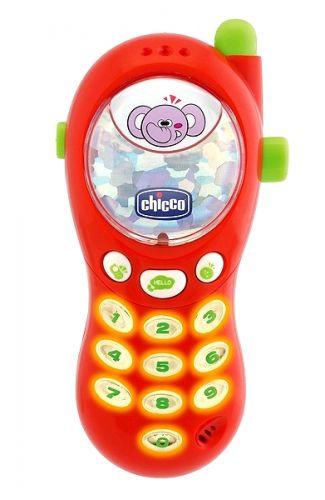 Chicco Telefon vibrující s foťákem cena od 349 Kč