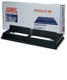 JUWEL Akvarijní kryt Duolux 80 x 35 cm černý (E1-34080)