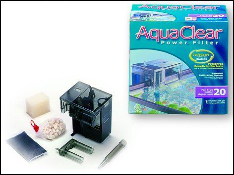 HAGEN Filtr Aqua Clear vnější 20 (101-595)