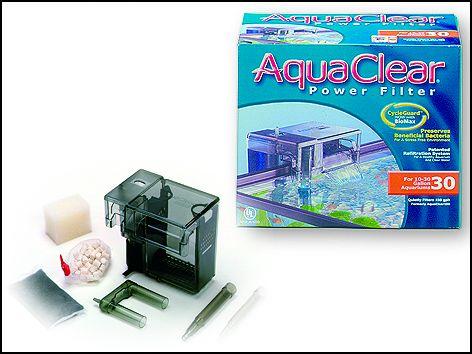 HAGEN Filtr Aqua Clear vnější 30 (101-600)