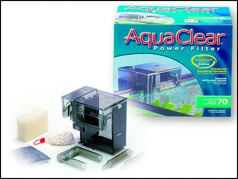 HAGEN Filtr Aqua Clear vnější 70 (101-615)