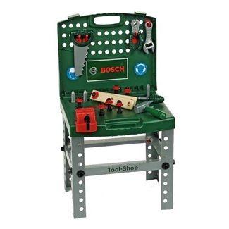 KLEIN Pracovní stůl Bosch v kufříku s aku šroubovákem cena od 910 Kč