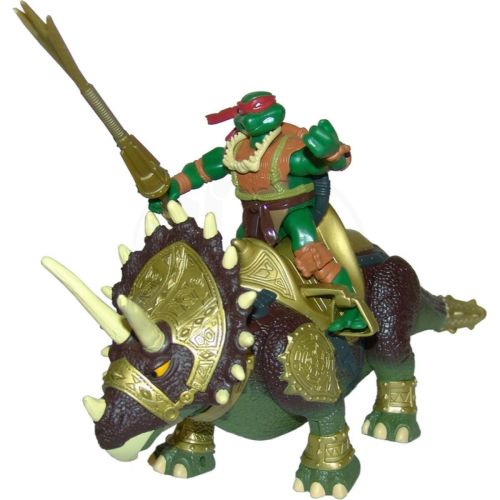 EPEE TMNT Super Dino 30 cm + figurka cena od 499 Kč