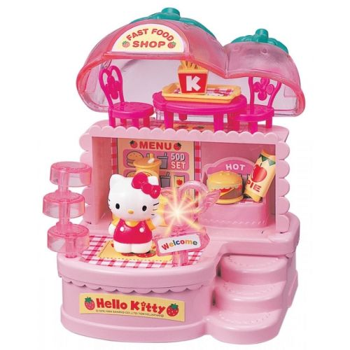 XXL obrazek EPEE Hello Kitty fast food/cukrárna