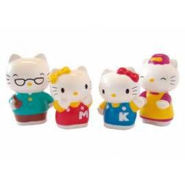 EPEE Hello Kitty sada 4 figurek cena od 195 Kč