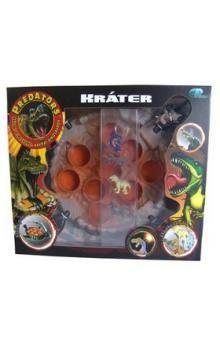 EPEE Predators hra sopka s UV svítilnou cena od 108 Kč