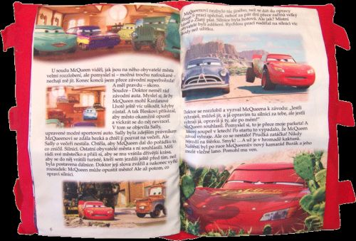 EPEE Pohadkový polštář Auta (Disney) cena od 379 Kč