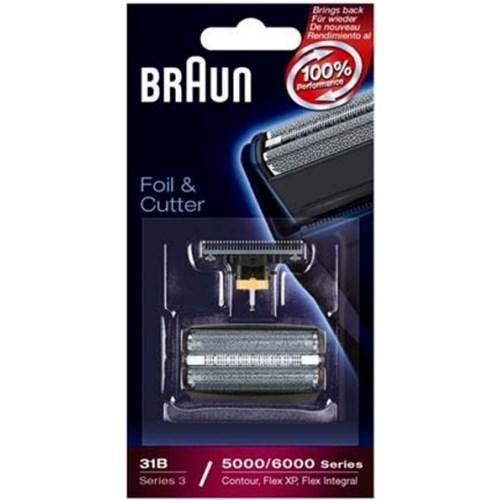 Combi pack Braun Contour Black 5000
