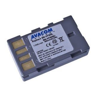 Avacom AKU JVC BN-VF808, VF815, VF823 Li-ion 7.2V 800mAh 5.8Wh