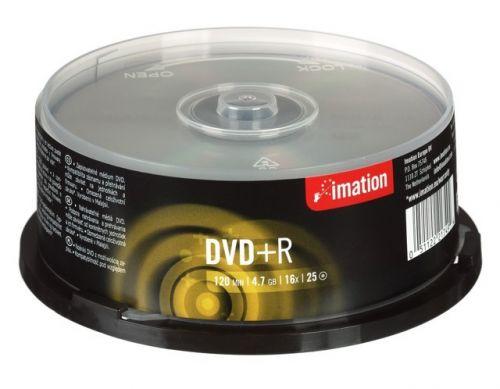 Imation DVD+R 4.7GB 16x 25-cake