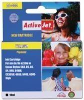 ACTIVEJET C64/C66/C84/C84N/C86,CX3650/CX4600/CX6400/CX6600 ŽLUTÁ