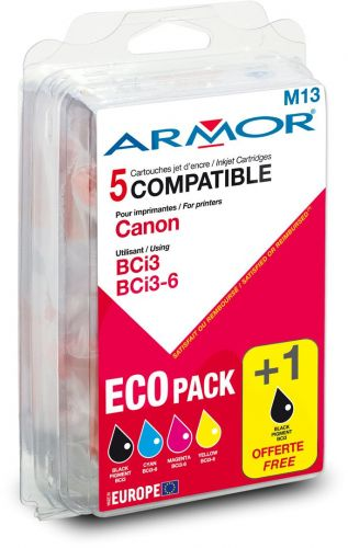 ARMOR pro Canon iP3000 2B+1C+1M+1Y