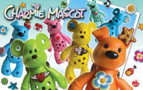 Mac Toys Charmie Mascot 15cm cena od 179 Kč