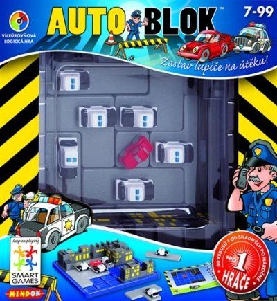Mindok: SMART - Auto blok