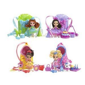 MATTEL Barbie Petites Club s příslušenstvím cena od 0 Kč