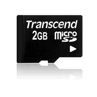 TRANSCEND 2GB micro SD