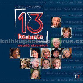 Česká televize 13. komnata cena od 223 Kč