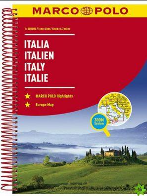 Italia/Italy Italien/Italie 1:300 000 cena od 176 Kč