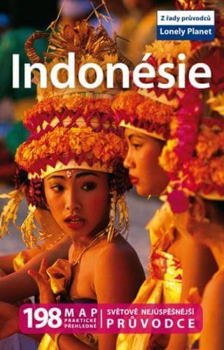 Indonésie - Lonely Planet cena od 649 Kč