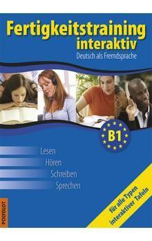 Kolektiv autorů: Fertigkeitstraining interaktiv