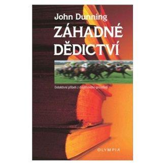 John Dunning: Záhadné dědictví cena od 104 Kč