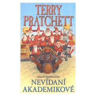 Terry Pratchett: Nevídaní Akademikové cena od 234 Kč