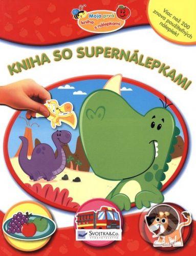Svojtka Kniha so supernálepkami cena od 156 Kč