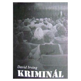 David Irving: Kriminál cena od 124 Kč