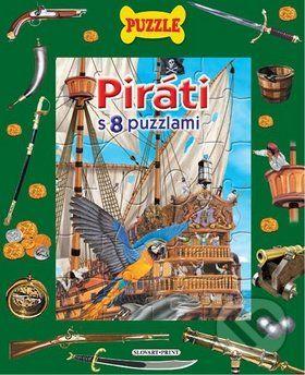 Slovart Print Piráti cena od 157 Kč