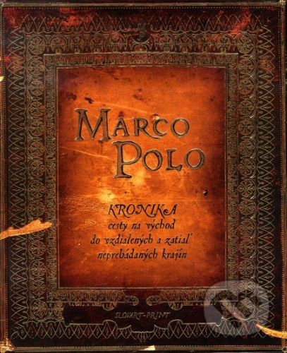 Slovart Print Marco Polo cena od 537 Kč