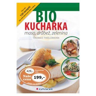 Thomas Thielemann: Biokuchařka - Maso, drůbež, zelenina cena od 168 Kč