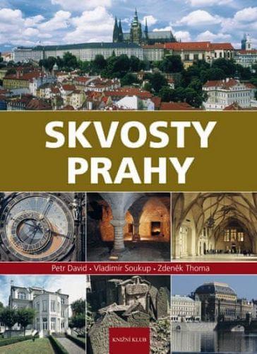 Zdeněk Thoma, Vladimír Soukup: Skvosty Prahy cena od 167 Kč