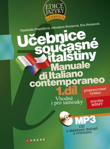 Učebnice současné italštiny, 1. díl cena od 351 Kč